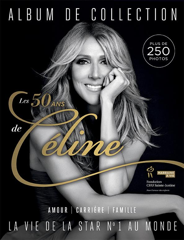 7 jours collector celine dion
