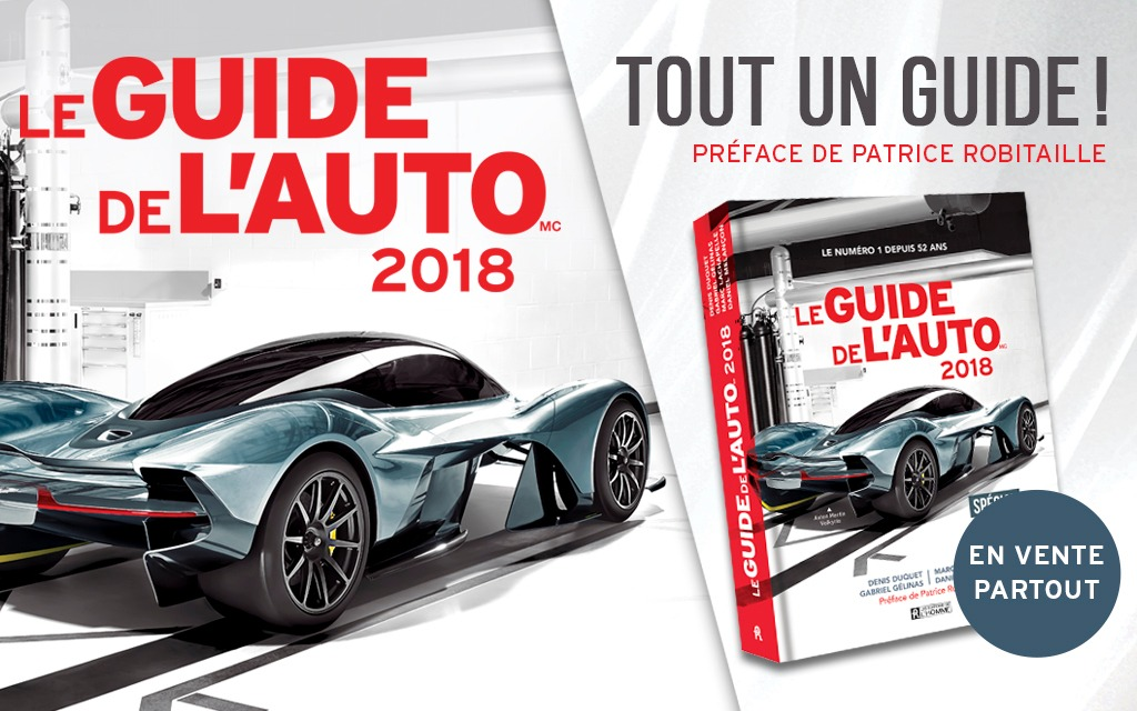 Guide de l'auto Québecor