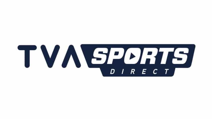 Logo TVA Sports Direct