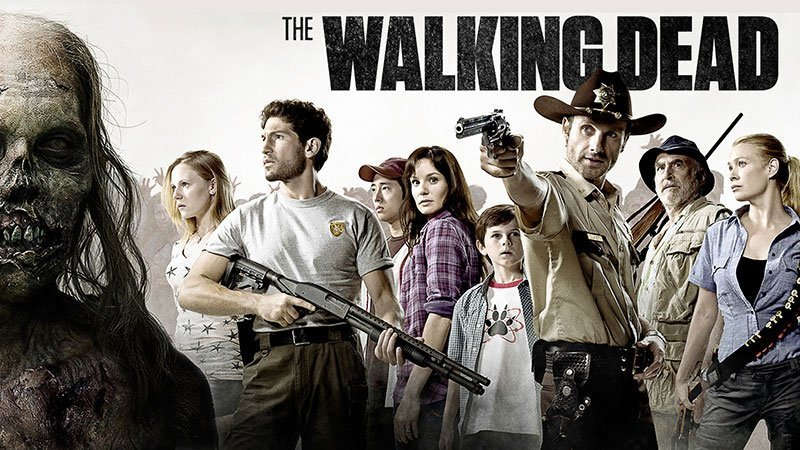 The Walking Dead addiktv