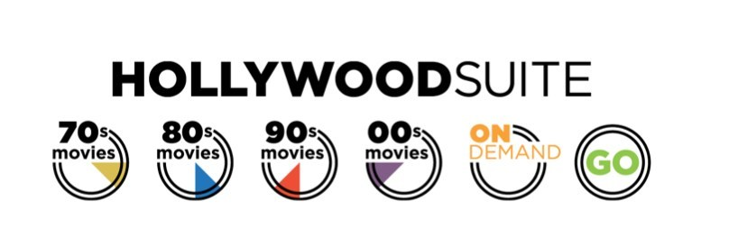 Logos Hollywood Suite.